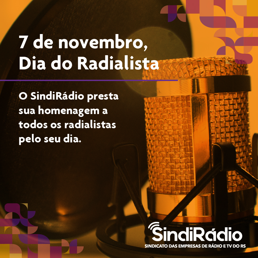 DIA DO RADIALISTA 2019 card